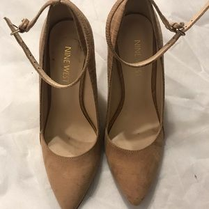 Wedge Nine West shoes